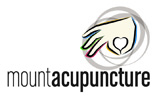 mount acupuncture logo