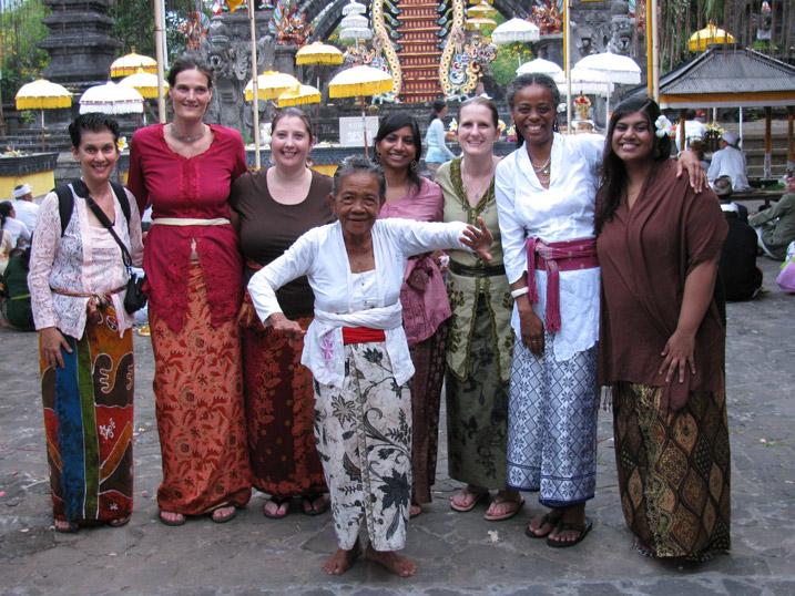Bali Intensive Course 2009