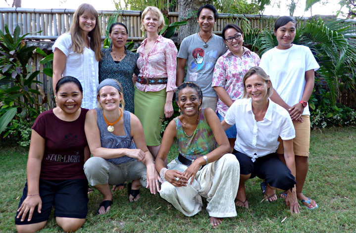 Bali Intensive Course: Aug-Sep 2011