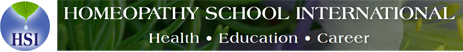 visit the Homeopathy School International